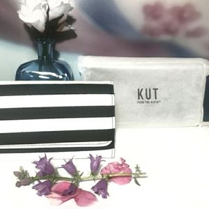*Host Pick! Kut From The Cloth Slim Striped Wallet